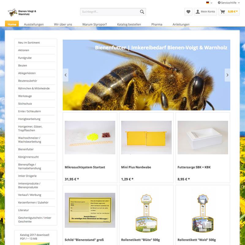 Shopware Shop, Vario, Wartung & Support, Suchmaschinenoptimierung